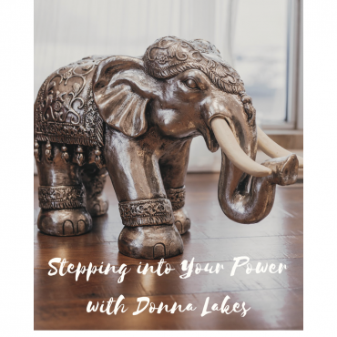 Stepping Into Your Power With Donna Lakes